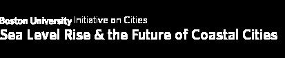 Sea Level Rise & the Future of Coastal Cities