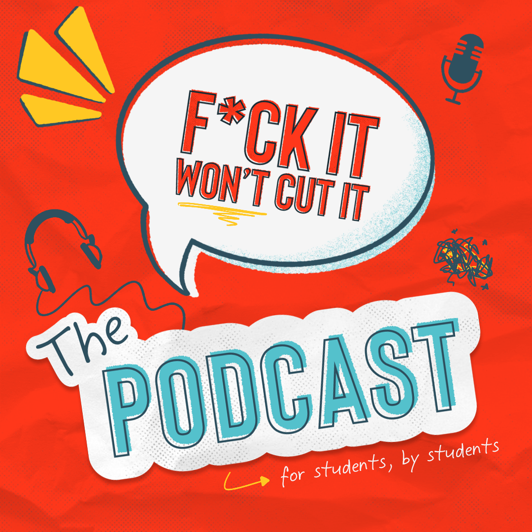 F*ck It Won't Cut It The Podcast