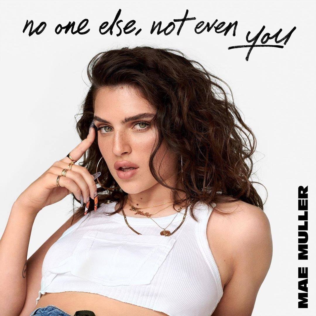 Album art for no one else, not even you by Mae Muller