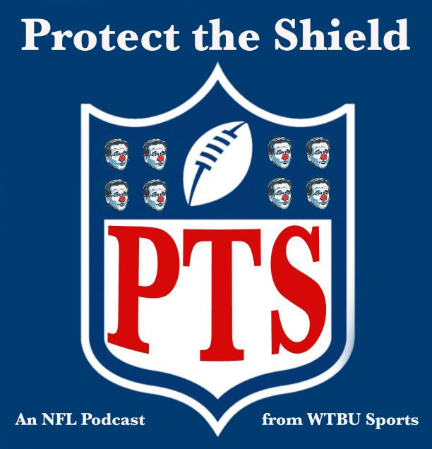 Protect the Shield Logo