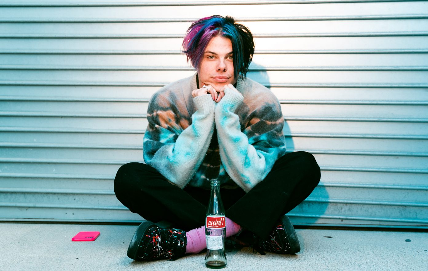Yungblud by Tom Pallant