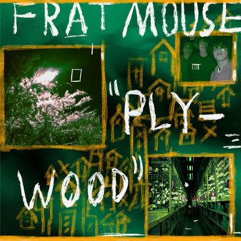 Frat Mouse Plywood Cover